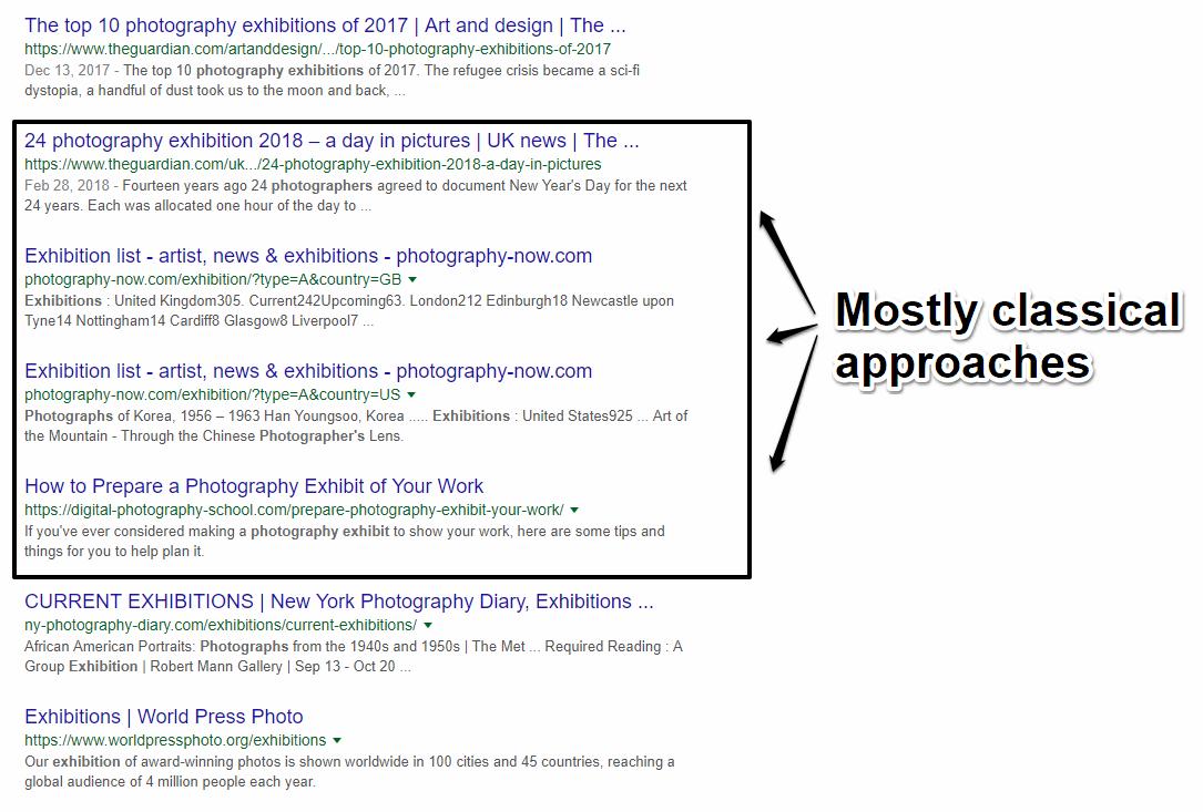 photography google