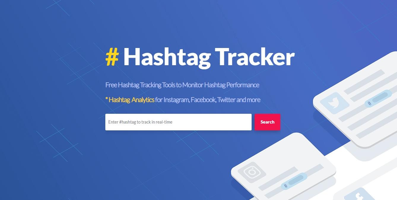 1 Hashtag Tracker Free Real Time Hashtag Tracking