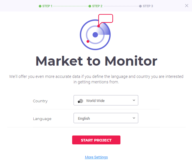 Market to monitor